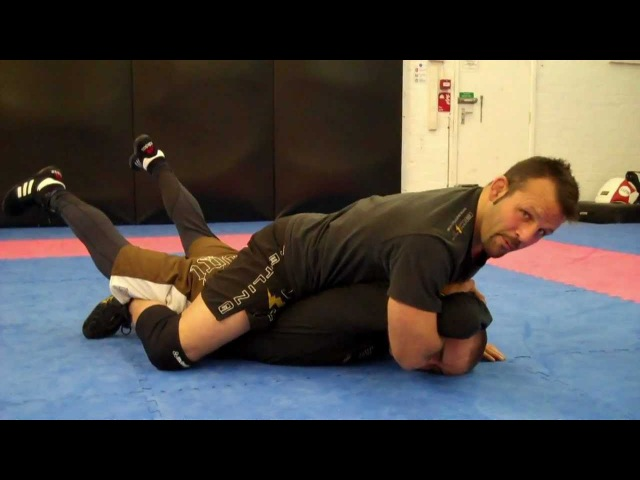 Kenny Johnson - Breakdown, Leg Ride and Power Half Turn