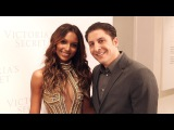 Jasmine Tookes on Wearing the Fantasy Bra at the Victoria's Secret Fashion Show