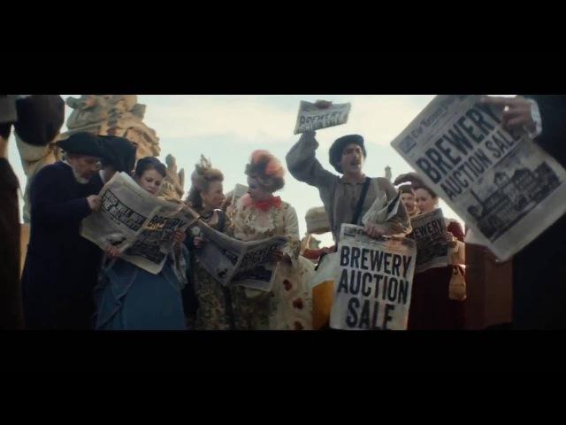 Реклама пива Stella Artois история брэнда 2016
