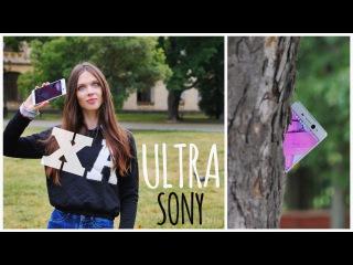 Sony Xperia XA Ultra: обзор смартфона