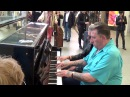 Boogie Woogie Bosses Jam on a Public Piano