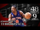 Latrell Sprewell Full Highlights 2002.01.26 at Bucks - 48 Pts, 9 Threes in a THRILLER!