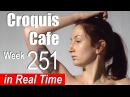 Croquis Cafe: Figure Drawing Resource No. 251