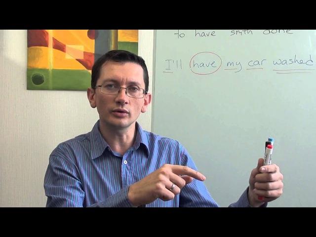 Значения и функции выражений to have something done и to get something done в английском языке