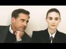 Actors on Actors Steve Carell and Rooney Mara Full Video