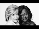 Actors on Actors Viola Davis and Jane Fonda Full Version