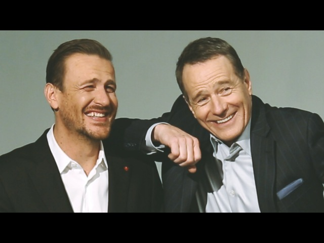 Actors on Actors Bryan Cranston and Jason Segel – Full Video