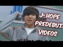 BTS J-Hope Predebut Videos