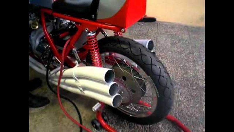 Benelli 6 cilindri 900 cc