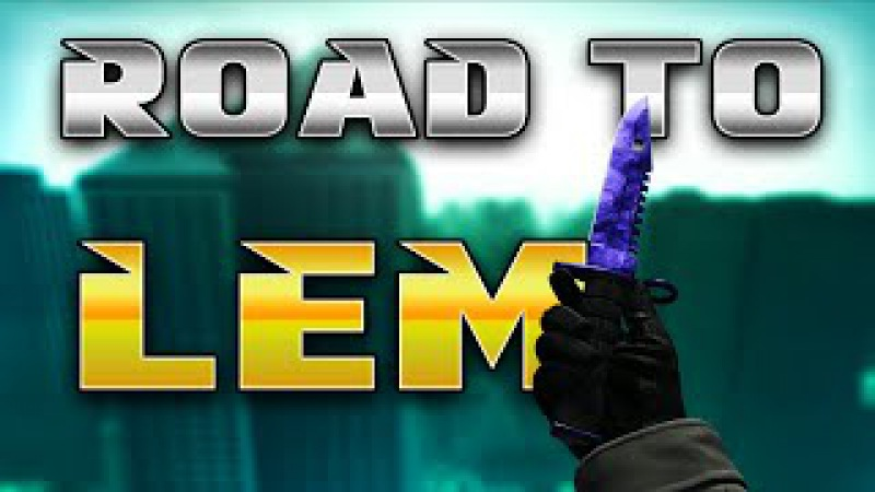 Road to LEM W/ Nadeshot and TBNRFrags!