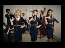No Scrubs TLC 1940s Cover by Robyn Adele ft. Sarah Krauss and Darcy Wright