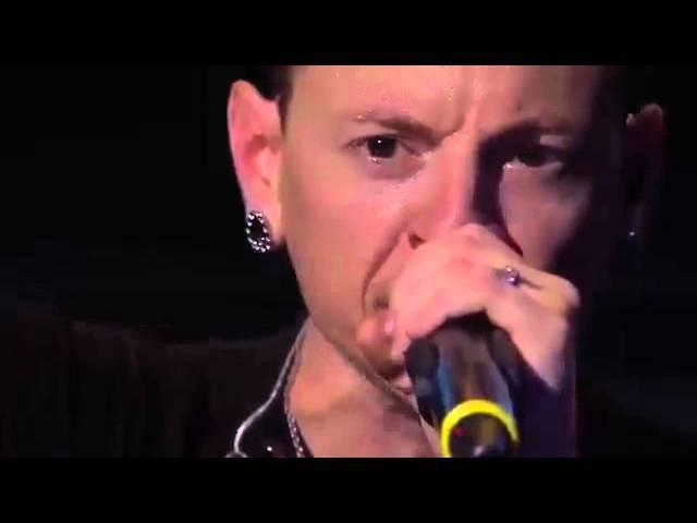 Linkin Park - Breaking the Habit (Честер Бенингтон соло)