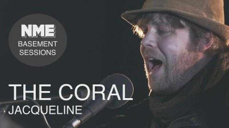 The Coral, Jacqueline - NME Basement Sessions