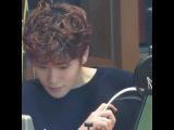 160421 재현 태용 @정오의 희망곡 김신영입니다 #NCT_U #엔티시유 #재현 #태용
