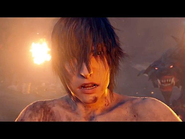 Final Fantasy XV - CGI РОЛИК ОМЕН [1080p-RUS]