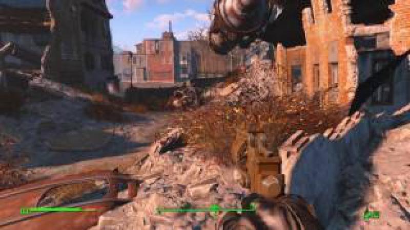 Fallout4. Прохождение. 7.Конститьюшн.