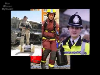 A Female 'Firefighter' Shows Why You'd Want a Man to Rescue You