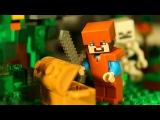 LEGO Minecraft The Jungle Temple 21132 - Храм в Джунглях Лего Майнкрафт 2017 + Мультики и Обзор