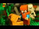 LEGO Minecraft The Jungle Temple 21132 - Храм в Джунглях Лего Майнкрафт 2017 Мультики и Обзор