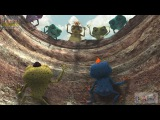 The Frog's Day Out - Dilsukhnagar Arena - 3D Animation Short Film