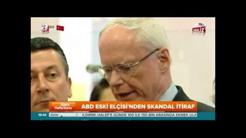 Erdogan niye sevilmiyor Iste cevabi... Hemde ABD Büyükelcisinden..