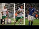 Oyuna ümumi Baxış İrlandiya 1 - 0 İtaliya Brady 85