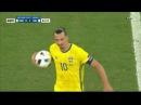 Oyuna ümumi Baxış İsveç 0 - 1 Belçika Nainggolan 84