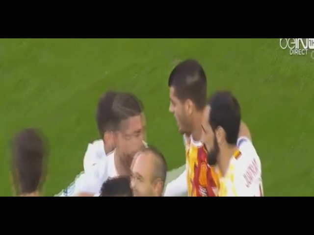 İspaniyanın qolu ( Morata 7 )