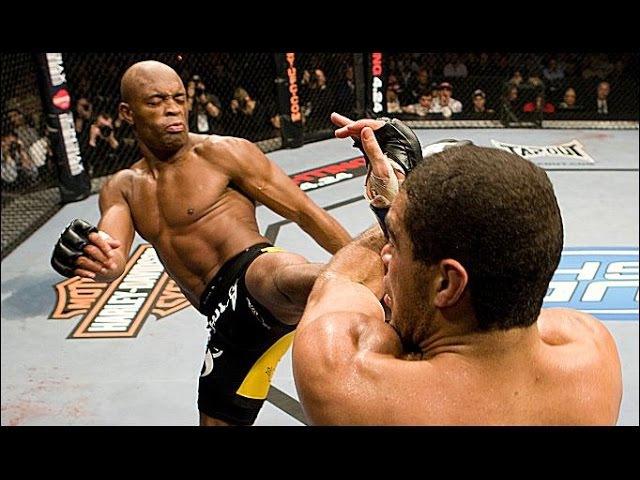 Anderson Silva vs Vitor Belfort FULL FIGHT