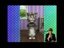 МУРКА Talking Tom cat Говорящий Кот Том поет песню МУРКА