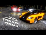 GTA 5 The Fast And The Furious Tokyo Drift Han's Death Full Scene