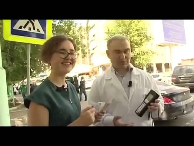 Озонатор Tiens на канале НТВ
