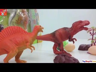 Make A Mini Dinosaur Garden With The Kids, Dinosaurs For Kids, I Love Toys