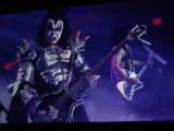 KISS - Black Diamond. Rock In Las Vegas Movie.