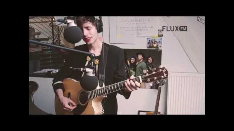 Ezra Furman Hour of Deepest Need live @FluxFM