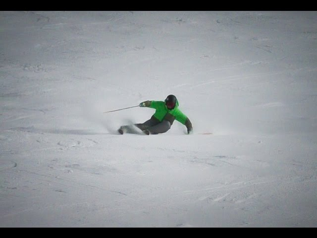Reilly McGlashan -Treble Cone NZ first week Training with the Rookies