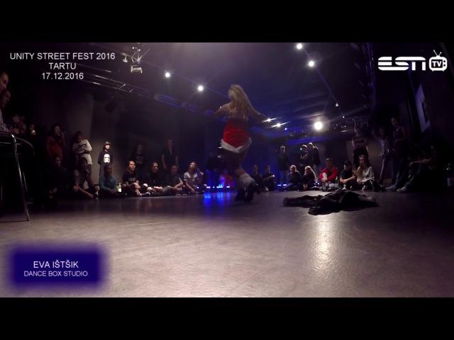 ESN TV 17.12.2016 USF 2016 EVA IŠTŠIK
