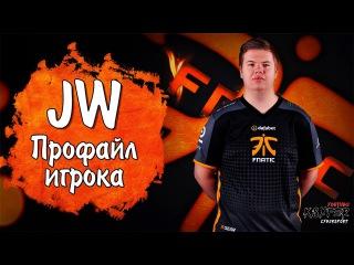 JW профайл игрока Fnatic из CS GO