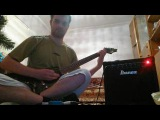 Napalm Death - Inside The Torn Apart (Sukharov Guitar Cover)