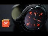 Умные часы-телефон Q3 с Aliexpress