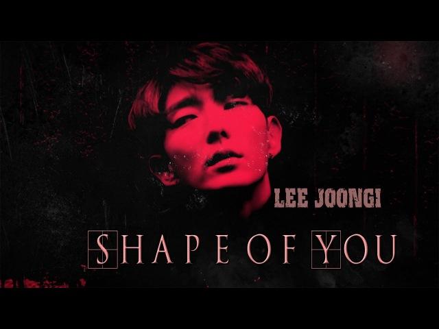 [HD]Lee Joon Gi ❤이준기❤So sexy❤KWAVE❤Shape of You❤李準基