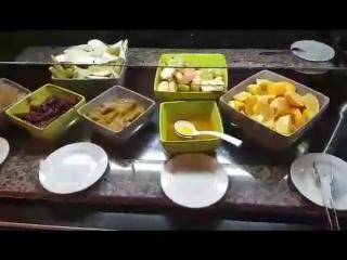 Питание в отеле Сочи Парк Клуб (бывш. Азимут Сочи) 2017 год