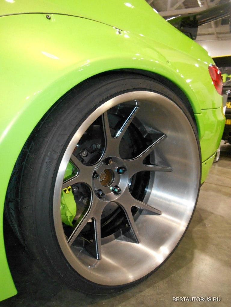 Как колесные диски сделать шире