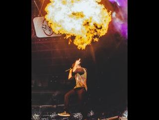 Major Lazer x Diplo x Travis Scott at Miami and Las vegas Snapchat #182