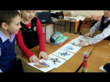 EXPLORER SCHOOL. Primary 1. Working with a song.