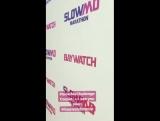 Zac Efron IGStories - прибытие на Baywatchmovie #SlowMoChallenge