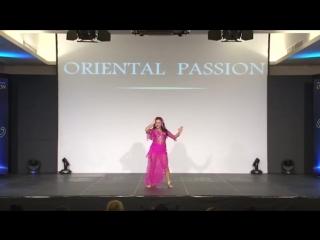 Indira Kassimova - Baladi '6th ORIENTAL PASSION FESTIVAL' 2016 3708