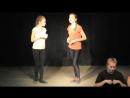 Мим Театр «За двумя зайцами» Спектакль «Лунная дорожка»