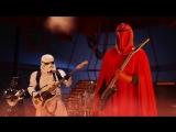 Галактическая Империя Звездные Войны Имперский Марш Galactic Empire - Star Wars - The Imperial March_ Приколы, звездный косплей.