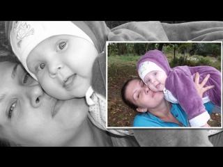 Моя дочь Аня и начало ее истории...